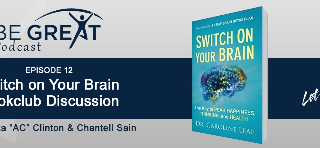 BG212: Switch on Your Brain Bookclub Discussion