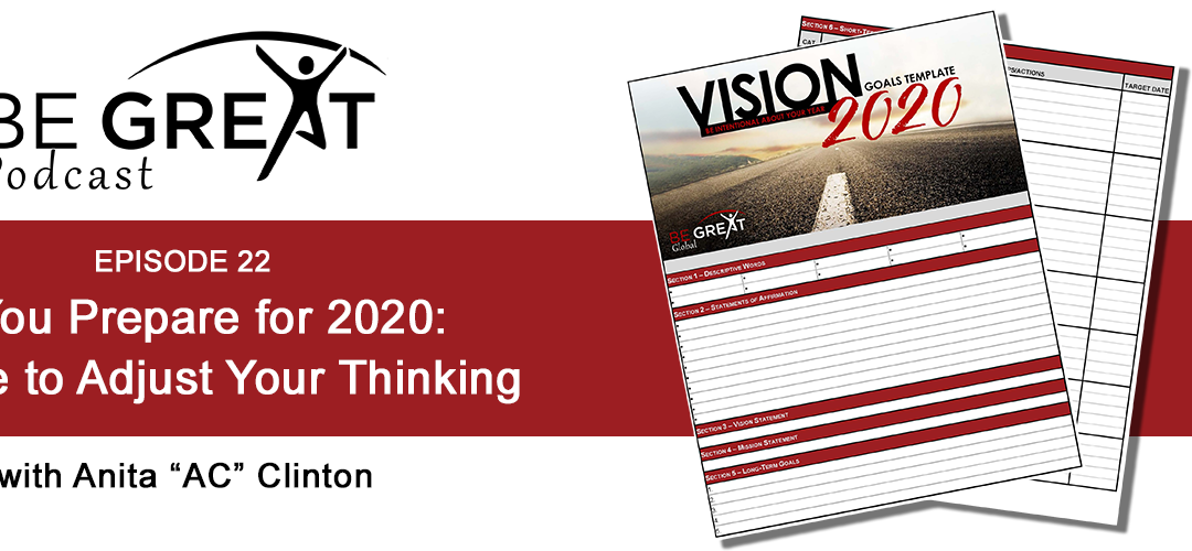 BG222: It's Time to Adjust Your Thinking
