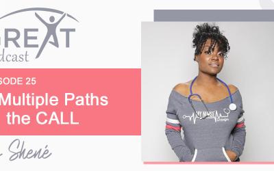 BGG25: Navigating Multiple Paths to Fulfill the CALL with Nurse Ebony Shené