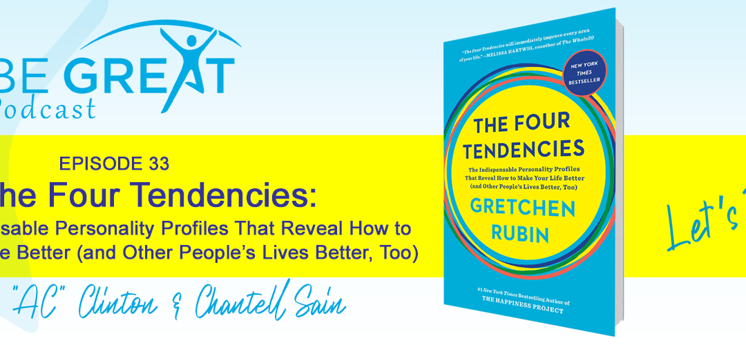BGG33: The Four Tendencies by Gretchen Rubin