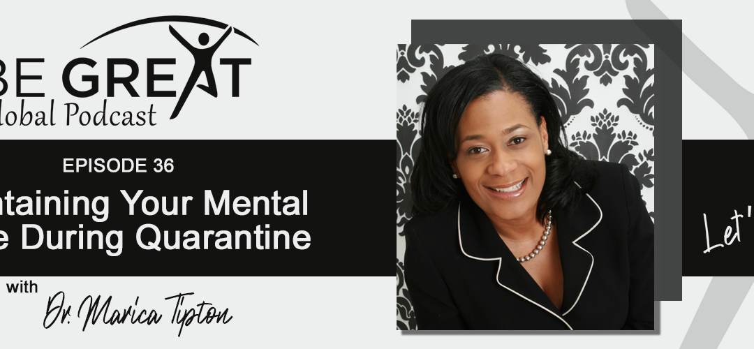 BGG36: Maintaining Your Mental State During Quarantine