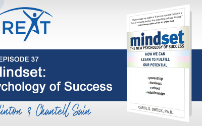 BGG37: Mindset: The New Psychology of Success by Carol Dweck Ph.D