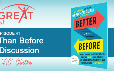 BGG41: Better Than Before by Gretchen Rubin